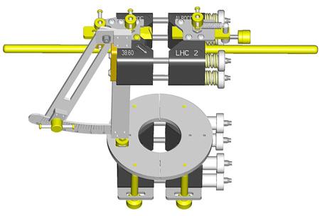 Alroc LHC Insulation Chamfering Tools - Prysmian Prysmian 8YR0-NO