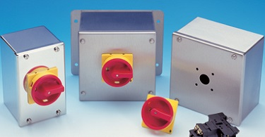 Rotary Switch Enclosures
