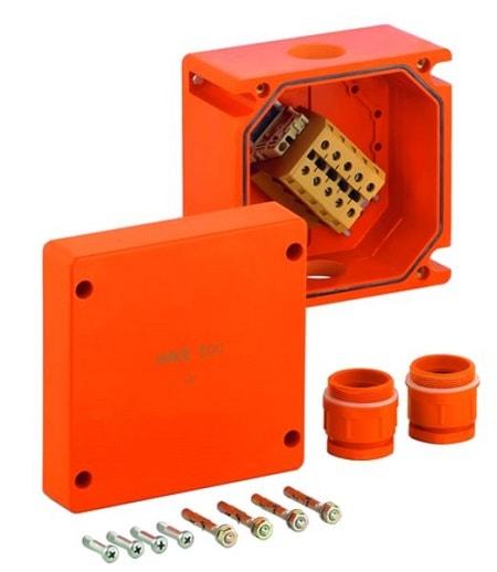 Fire Resistant Junction Boxes Enclosures Fire Proof Junction Boxes Wke Ul 94 Vo Enclosures