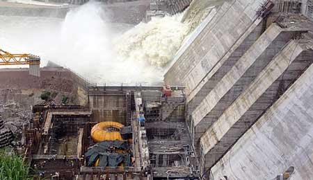The Bui Dam, Ghana