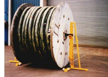 SEB Hydraulic Cable Drum Jack