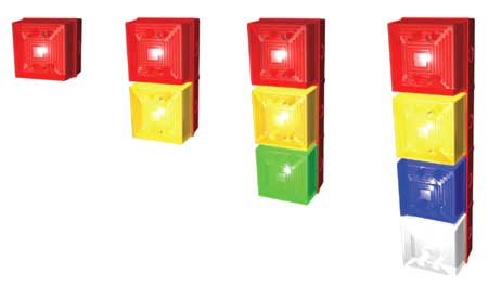 Clifford & Snell - Yodac V4 Beacon, Hazardous Area  ATEX Zone 1 & 2 Beacons (Status)