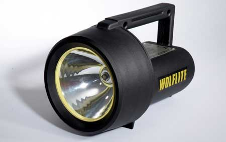Wolf Wolflite H-251A Rechargeable Handlamp ATEX