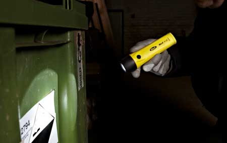 Wolf M-80 Midi Torch ATEX for Hazardous Areas Zone 1 & Zone 2