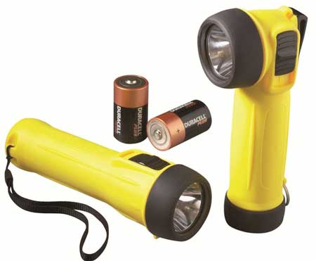 MOD NATO Safety Torches & Handlamps - Wolf Safety Lamp
