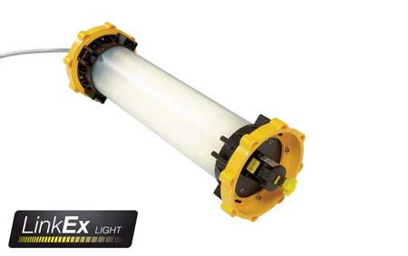 Wolf LinkEx LL500 Portable Fluorescent Leadlamp ATEX