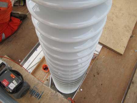 Porcelain Cable Termination