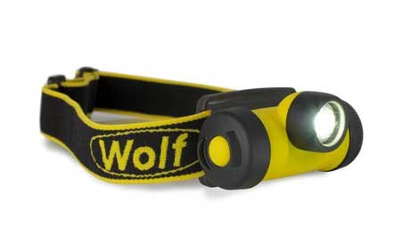 ATEX LED HT-400 Headtorch
