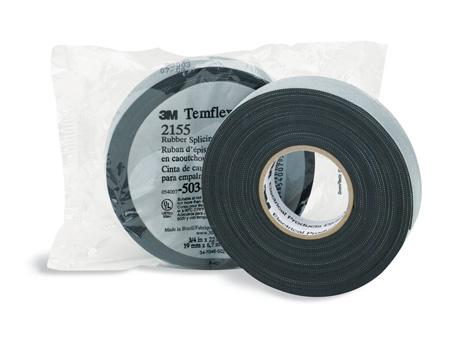3m Temflex 2155 Low Voltage Rubber Vinyl Insulating