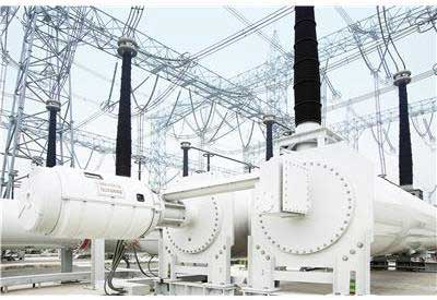 GIS Gas Insulated Switchgear High Voltage