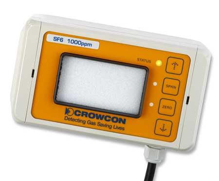 Crowcon F Gas Detector