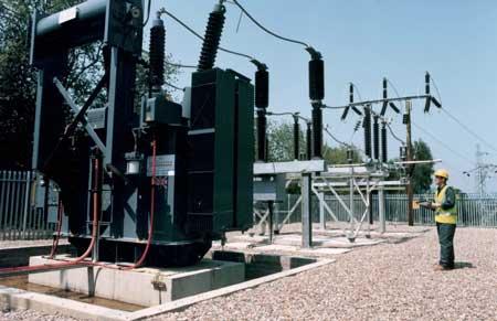 11kV Substation