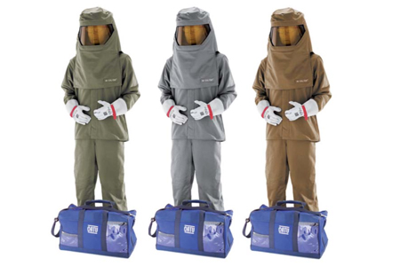CATU Arc Flash Protective Clothing Kits