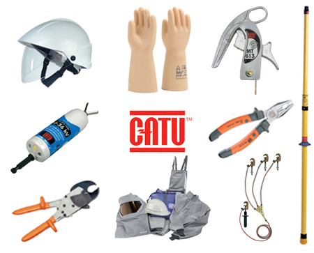 Catu Electrical Safety Equipment Available From T Amp D