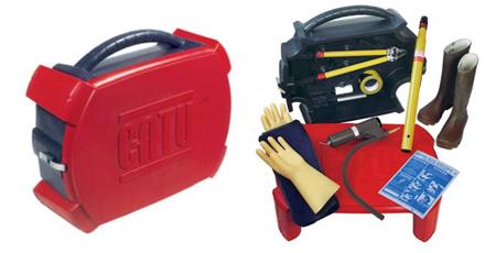 Catu Life Safety Kits CZ-53-R