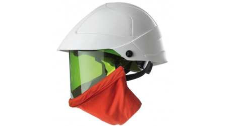 CATU MO-180-ARC All Integrated Helmet With Arc Flash Faceshield
