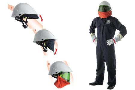 CATU MO-180-ARC Helmet