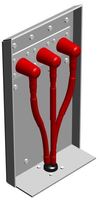 Sps 11kv Heat Shrink Cable Terminations T Clarke Plc