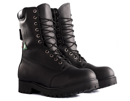 Royer Linemen Safety Climbing Boots For The Transport