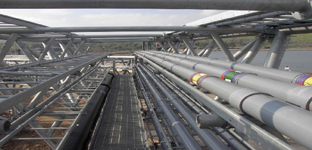 Captrad Grp Cable Tray System Approved At The Port Of