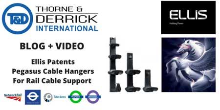 Ellis Patents Cable Hangers