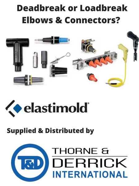 Elastimold Connectors