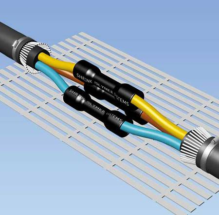 Shrink Polymer Systems Cable Jointing Kits