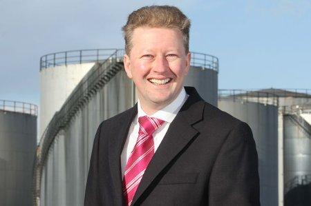 Graham O'Hare, Roxtec UK Managing Director