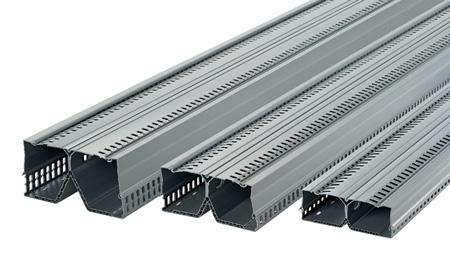 Panduit DIN Rail Wiring Duct