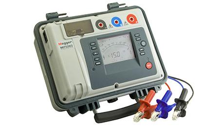 Megger MIT520/2 5 kV Diagnostic Insulation Resistance Tester