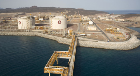 Yemen LNG Plant