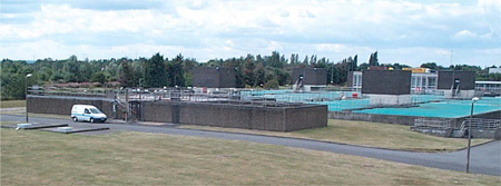 Iver Water Treatment Works