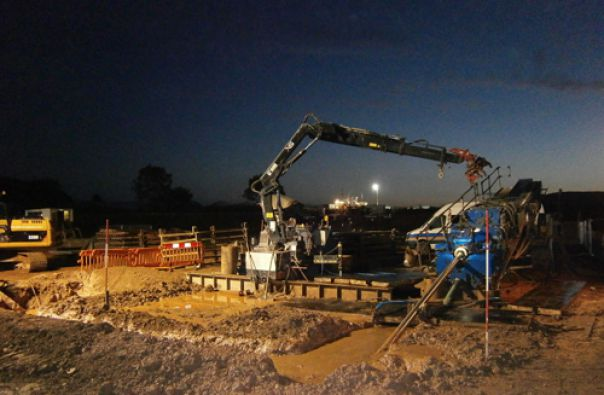 Ross-On Wye 400kV Cable Laying & Pulling Project