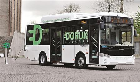Doruk Electrical Buses