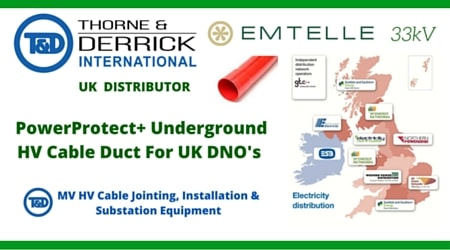 Emtelle Cable Ducts