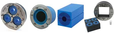 Roxtec  Cable Pipe Seals - Offshore Oil Gas