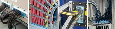 Roxtec Cable Duct & Pipe Sealing Transits