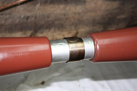 EHV Cable Splicing