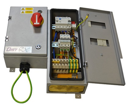 Lucy Zodion Dist RX Distribution Boards For Street Lighting Distribution