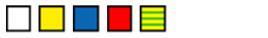 Silver Fox Fox-Flo LCLZ1-9025T Colours
