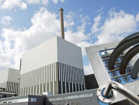 Roxtec Cable & Pipe Transits for Nuclear Industry