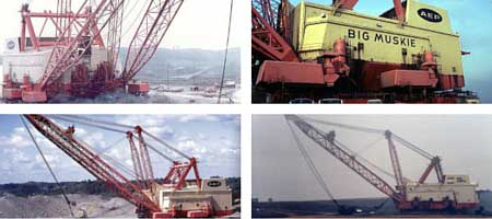 Cable Jointing The World's Largest Walking Mining Dragline ...
