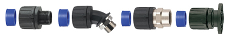 Flexicon Flexible Conduit Fittings FPAX