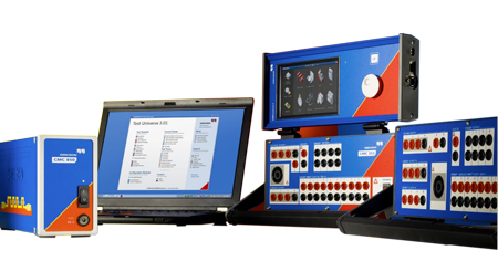 OMICRON Testing Solutions for Protection and Measurement Systems