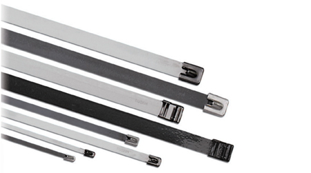 Panduit Stainless Steel Pan Steel Cable Ties Amp Strapping