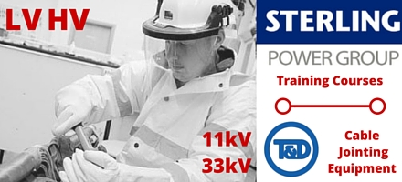 Cable Jointing Training Courses 11kV 33kV