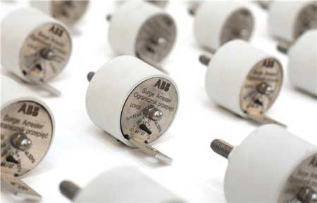 ABB LOVOS5 & LOVOS10 Low Voltage LV Surge Arresters