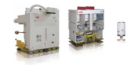 ABB VSC IEC Indoor Vacuum Contactors