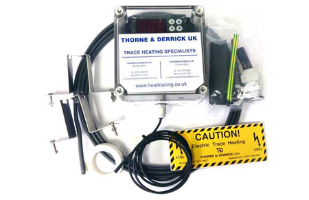 Heat Tracing Cable Kit