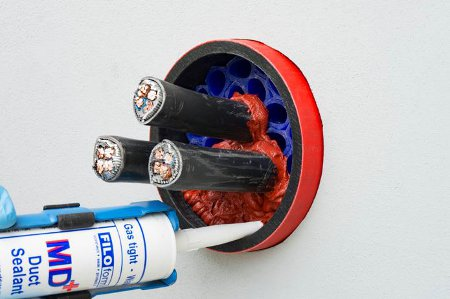 Filoform Filoseal Hd Reenterable Lv Hv Power Cable Duct